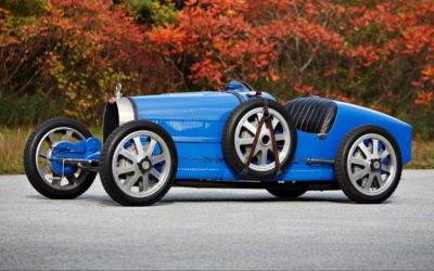 Rare Pre-War Offerings Highlight Gooding & Company's Scottsdale Auctions