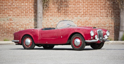 Recently Discovered Sports Cars Lead Gooding & Company's Early Highlights for their Annual Pebble Beach Auctions