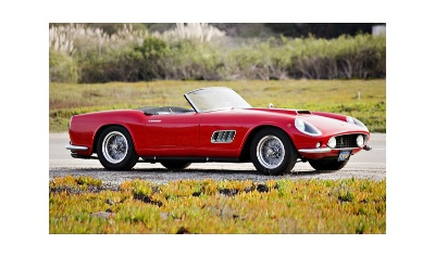 Gooding & Company Adds Two Legendary Ferraris to Scottsdale Offerings Including a 1959 250 GT LWB California Spider