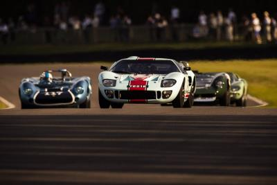 Goodwood Counts Down To Speedweek With Final Driver, Car And Timetable Confirmation