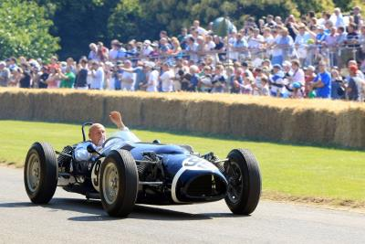 Goodwood Speedweek To Celebrate Sir Stirling Moss With Special Race