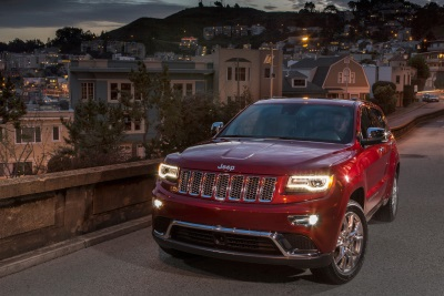 GRAND CHEROKEE AMONG 'TOP 10 BEST CARS TO OWN' AS JEEP IS NAMED UK'S