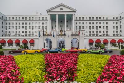 The Greenbrier Concours d'Elegance ready to make history May 4-6