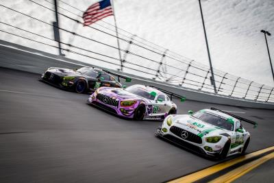 Three GT3 Teams Ready For Rolex 24 At Daytona While Nine Competitors Give GT4 Its Official U.S. Race Debut On Friday