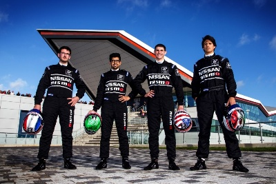 GT ACADEMY NORTH AMERICA WINNER HAMMANN JOINS ALL-GT ACADEMY TEAM IN QUEST TO WIN DUBAI 24-HOUR RACE IN NISSAN GT-R