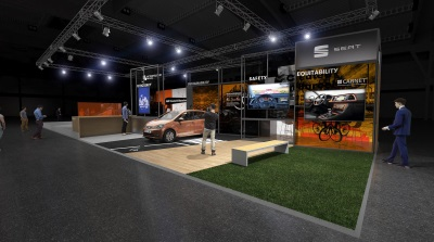 The 'Guardian Angel' Seat Leon And The First App By Metropolis:Lab Barcelona, Premiere At The Smart City Expo