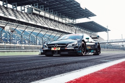 Maximilian Günther And Raffaele Marciello Gain Valuable DTM Experience In Mercedes-AMG C 63 DTM