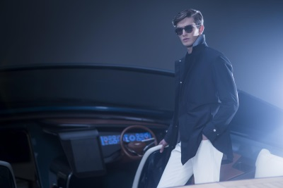 Hackett Introduces Second Aston Martin Capsule Collection
