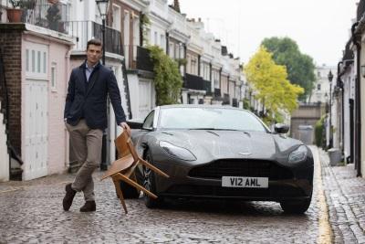 Hackett Introduces Third Aston Martin Capsule Collection - Autumn/Winter '17