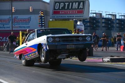 Hagan Scores NHRA Vegas Win In Mopar Dodge Funny Car