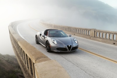 HAGERTY ADDS ALFA ROMEO 4C SPIDER TO 'HOT LIST' OF FUTURE COLLECTIBLE VEHICLES