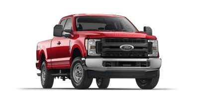 REAL-WORLD HEAVY-DUTY TRUCK CUSTOMERS DESIGN DREAM ALL-NEW 2017 FORD SUPER DUTY FOR VOCATIONAL FLEETS