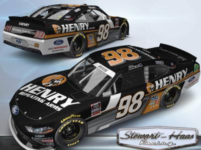 Henry 180 NASCAR Xfinity Series Race To Include Free Admission For Frontline Healthcare Workers & Veterans, And A New Livery For Chase Briscoe