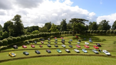 SAVE THE DATE - HEVENINGHAM HALL 2017 CONCOURS D'ELEGANCE TO BE HELD FROM 8 – 9 JULY