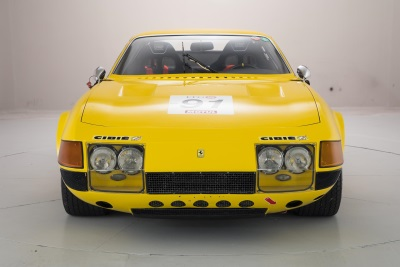 Leading Classic Car Retailer Hexagon Presents An Outstanding Race-Ready Ferrari 365 GTB/4 Competizione