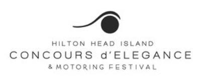 Automotive Industry Leaders to Participate at the 2018 Hilton Head Island Concours d'Elegance & Motoring Festival