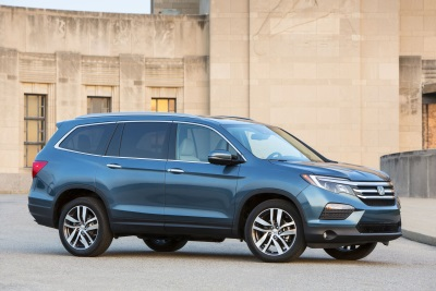 Family-Friendly, High-Tech 2018 Honda Pilot Goes On-Sale