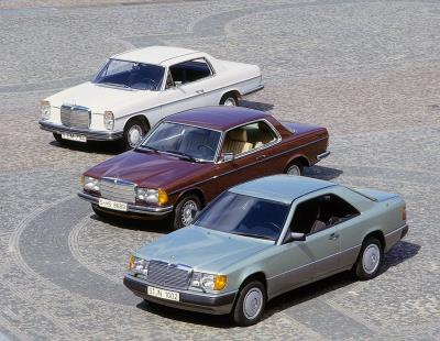 The History Of The Mercedes-Benz E-Class Coupes And Cabriolets: Sporty And Elegant Two-Door Cars With Remarkable Style
