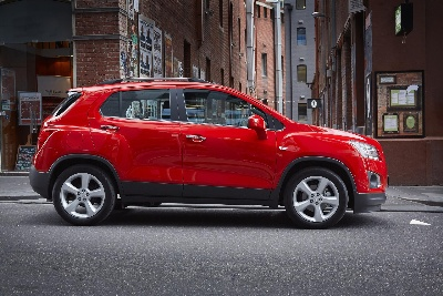 Holden Trax Gets Turbo Boost