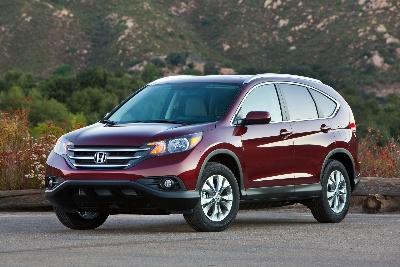 Award-Winning Accord And Record-Setting Light Truck Sales Fuel Hot Honda May