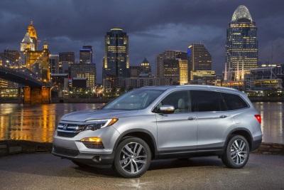 Honda Named 2018 Best Suv Brand By U S News World Report