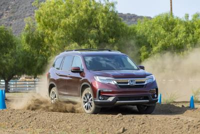 Truck Sales Soar In September With Multiple Records For American Honda