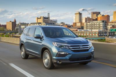 American Honda Reports January Sales Results