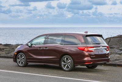American Honda Reports April Sales Results