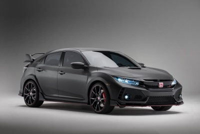 HONDA CIVIC TYPE R MAKES NORTH AMERICAN DEBUT AT THE 2016 SEMA SHOW
