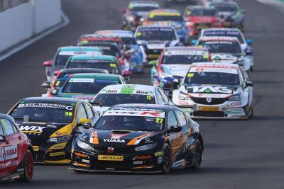 Honda Eyes Final Flourish At Brands Hatch As BTCC Season Reaches Its Crescendo