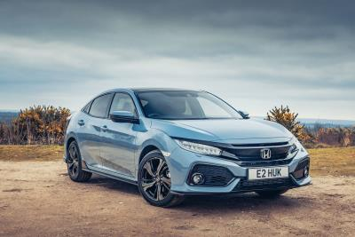 Honda Civic Victorious At Company Car Todays Inaugural CCT100 Awards