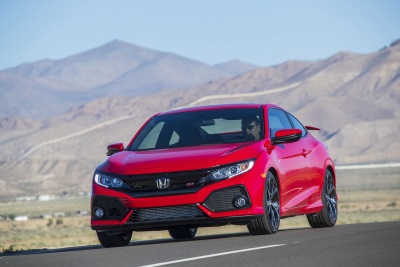 Best Selling And Award Winning Honda Civic Sedan, Coupe And Si Return For 2018 To Continue Compact Leadership