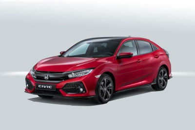 THE ALL-NEW TENTH GENERATION CIVIC IS UNVEILED AT 2016 PARIS MOTOR SHOW AS HONDA CONTINUE EUROPEAN RESURGENCE