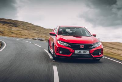 Civic Type R Claims Best Hot Hatch At Auto Express Awards