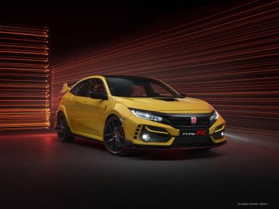 2021 Honda Civic Type R Heats Up With Exclusive Limited Edition