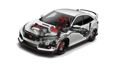 Honda Civic Type R And Clarity Fuel Cell Powertrains Awarded 2018 Wards 10 Best Engines