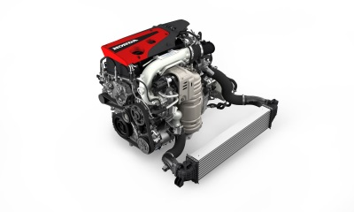 Honda Launches Civic Type R Crate Engine Purchase Program At 2017 SEMA Show