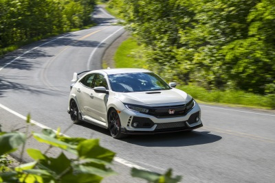 Digital Trends Names Civic Type R As Best Car Of 2017