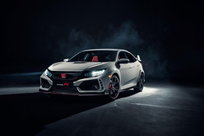 Pricing Announced For The Next Generation Honda Civic Type R