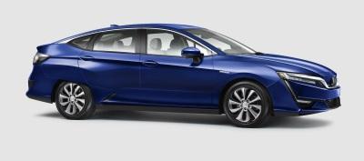 2017 Honda Clarity Electric Begins Arriving At California And Oregon Dealerships