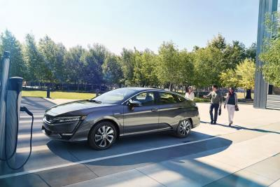 Honda Offers 2018 Clarity Electric Monthly Lease Payment Of $199