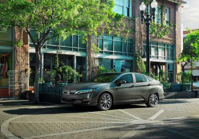 Honda Clarity Electric, Insight And Civic Hatchback Named By The American Council For An Energy-Efficient Economy