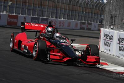 Colton Parayko Of The 2019 Stanley Cup Champion St. Louis Blues To Ride In Honda's Fastest Seat In Sports 2-Seat Indycar