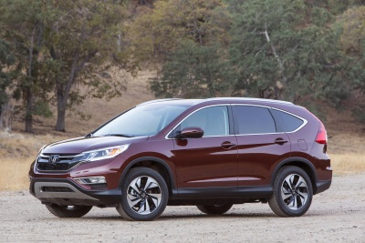 2016 HONDA CR-V ACHIEVES HIGHEST OVERALL SCORE FOR COLLISION SAFETY