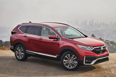 2020 Honda CR-V Hybrid Arriving At Dealerships As The Most Powerful, Refined And Fuel-Efficient CR-V Yet