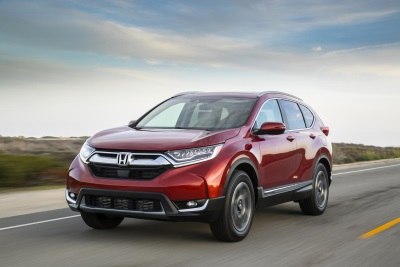 HONDA CR-V AND RIDGELINE HONORED IN CAR AND DRIVER 10BEST TRUCK AND SUV AWARDS
