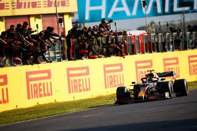 Honda F1 Program Wraps Successful 2020 Season