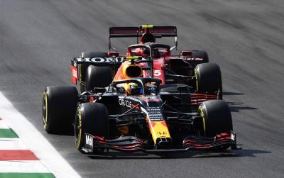 Sergio Perez Fifth in Italy to Lead Honda F1 Fortunes