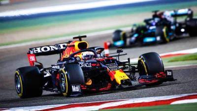 Honda, Verstappen Second in F1 Season Opener