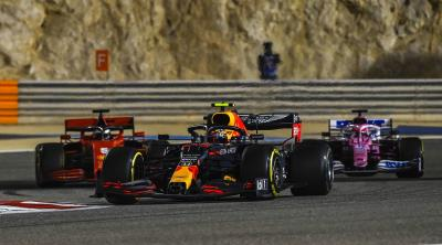 Honda Sixth and Seventh in F1 Sakhir GP
